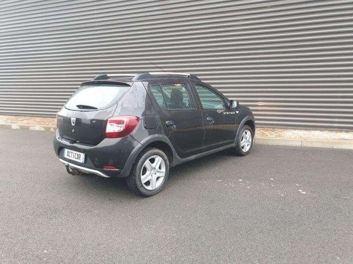 Dacia SANDERO 2 stepway ii 1.5 dci 90 prestige i Noir Occasion - 15
