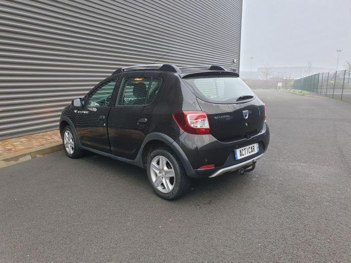 Dacia SANDERO 2 stepway ii 1.5 dci 90 prestige i Noir Occasion - 16
