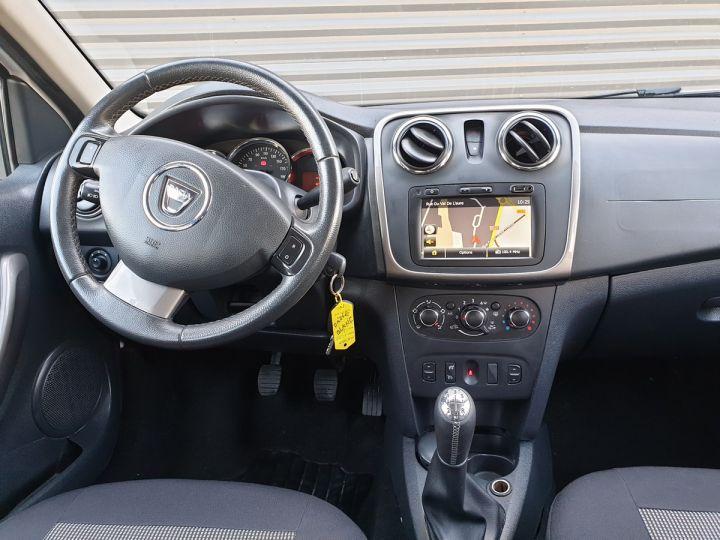 Dacia SANDERO 2 stepway ii 1.5 dci prestige iii Blanc Occasion - 4
