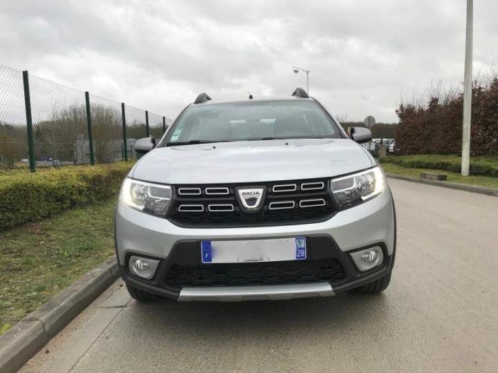 Dacia SANDERO 2 STEPWAY STEPWAY 15 DCI 90 PRESTIGE EASY-R6 Gris Occasion - 6