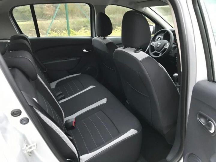 Dacia SANDERO 2 STEPWAY STEPWAY 15 DCI 90 PRESTIGE EASY-R6 Gris Occasion - 13