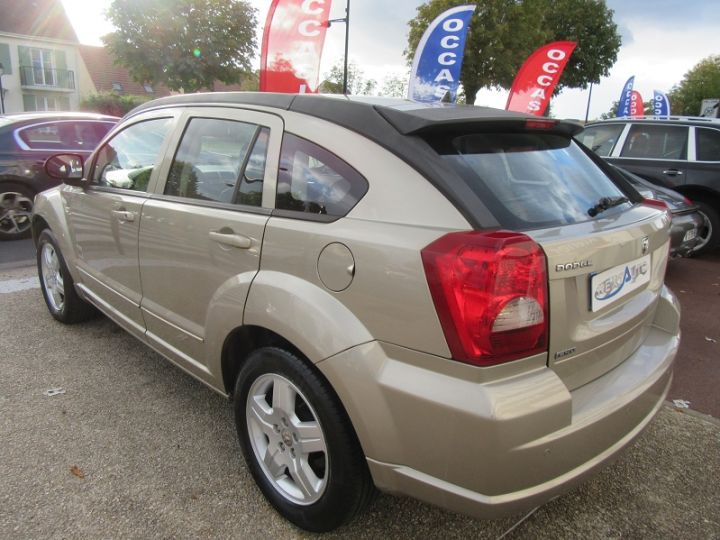 Dodge CALIBER 2.0 CRD SXT FRANCE BASKET SERIES BEIGE Occasion - 3