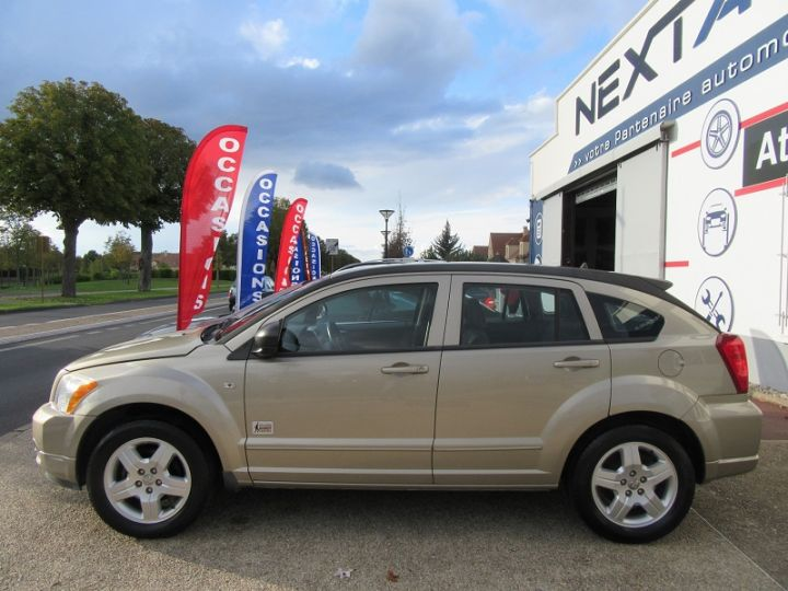 Dodge CALIBER 2.0 CRD SXT FRANCE BASKET SERIES Beige Occasion - 5