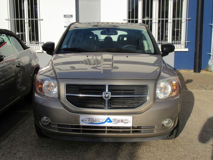 Dodge CALIBER 2.0 CRD SXT FRANCE BASKET SERIES Beige Occasion - 6