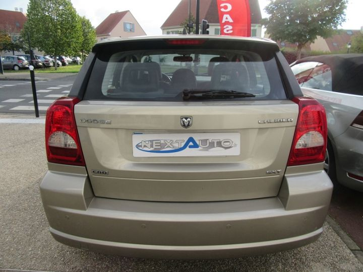Dodge CALIBER 2.0 CRD SXT FRANCE BASKET SERIES Beige Occasion - 11