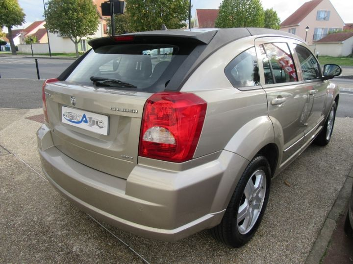 Dodge CALIBER 2.0 CRD SXT FRANCE BASKET SERIES Beige Occasion - 12