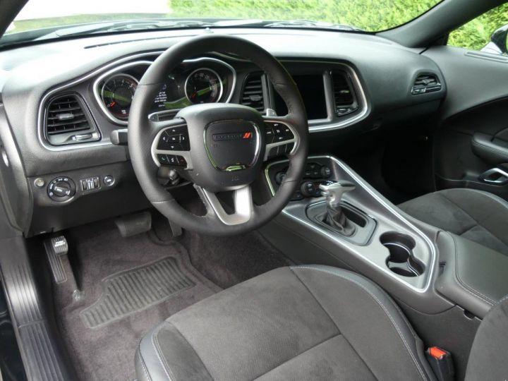 Dodge Challenger Dodge Challenger EMI 6,4L RT SCAT PACK 5OOch NOIR Vendu - 3