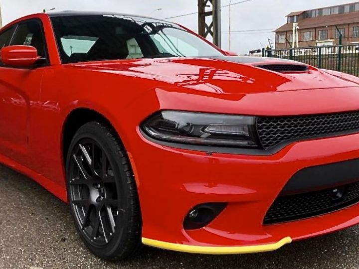 Dodge CHARGER R/T EDITION DAYTONA Rouge Torred Vendu - 1