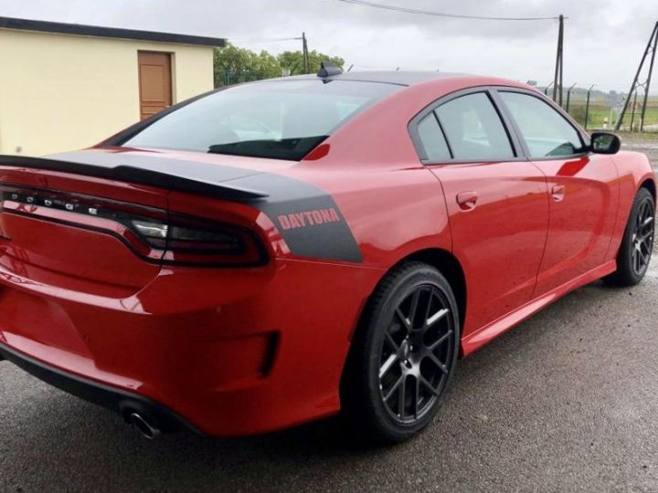 Dodge CHARGER R/T EDITION DAYTONA  Rouge Torred Neuf - 4