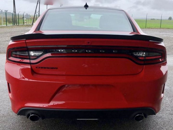 Dodge CHARGER R/T EDITION DAYTONA Rouge Torred Neuf - 5