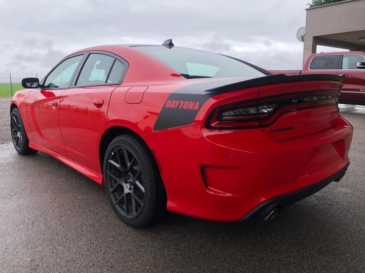Dodge CHARGER R/T EDITION DAYTONA Rouge Torred Neuf - 6