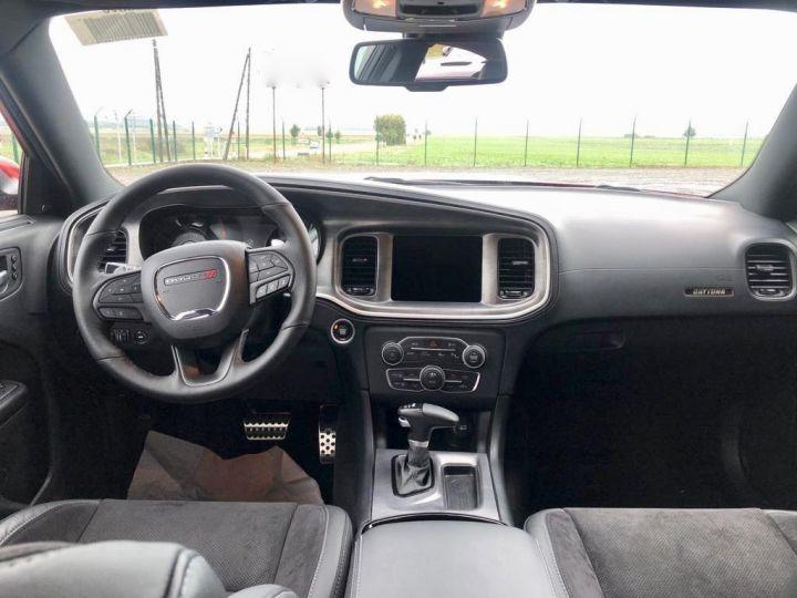 Dodge CHARGER R/T EDITION DAYTONA Rouge Torred Vendu - 9