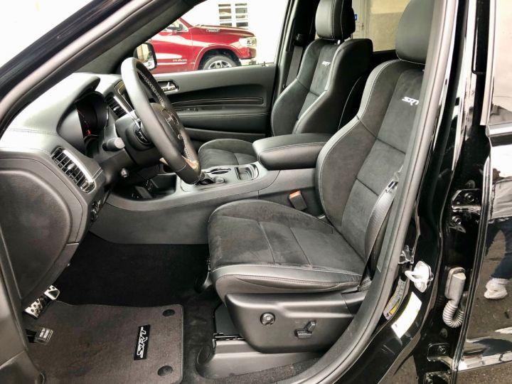 Dodge DURANGO V8 6,4L 392 HEMI 481 Ch avec système MDS GPL PRINS Carte grise EG NOIR Neuf - 8