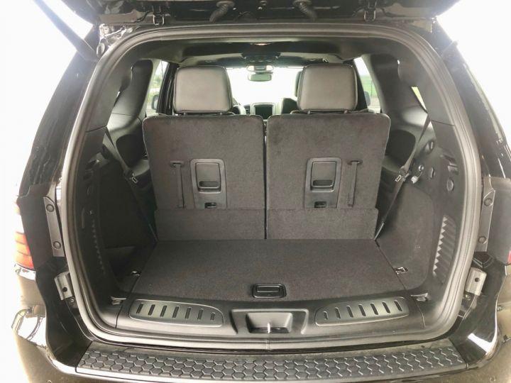 Dodge DURANGO V8 6,4L 392 HEMI 481 Ch avec système MDS GPL PRINS Carte grise EG NOIR Neuf - 11