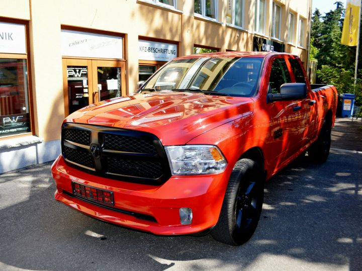Dodge Ram 1500 3,6 309 CH SPORT Orange - 1