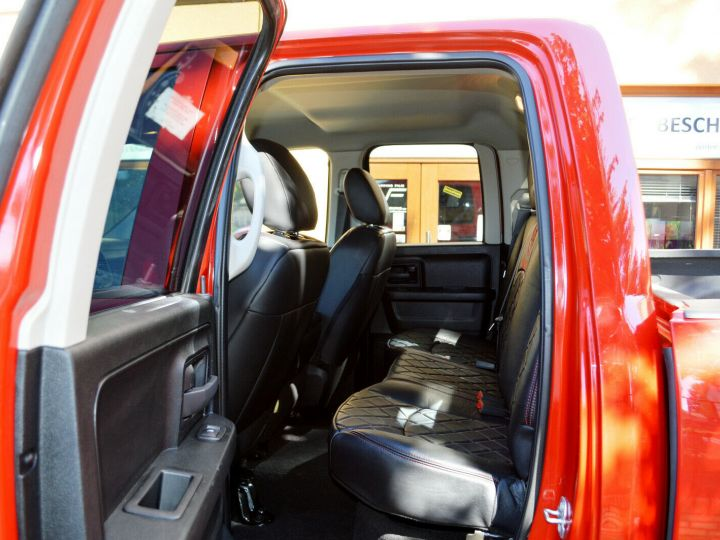 Dodge Ram 1500 3,6 309 CH SPORT Orange - 8
