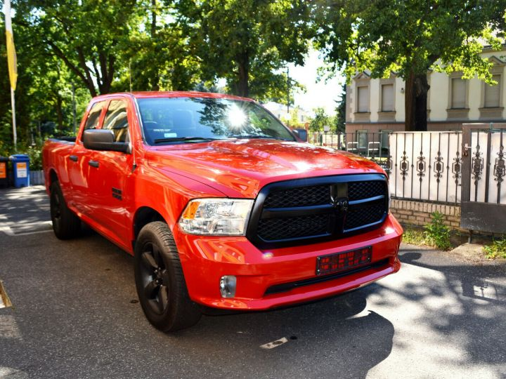 Dodge Ram 1500 3,6 309 CH SPORT Orange - 13