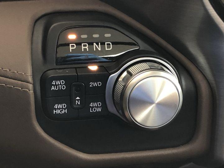 Dodge Ram 1500 5.7 V8 395 HEMI CREW CAB LONGHORN Noir - 6