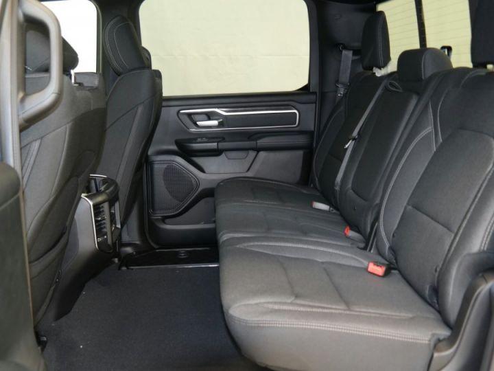 Dodge Ram 1500 CREW CAB BIGHORN 4X4 2019 CTTE  Noir Neuf - 7