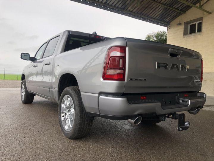 Dodge RAM 1500 CREW CAB BIGHORN 4X4 2019 CTTE TVA RECUP BLANC Neuf - 4