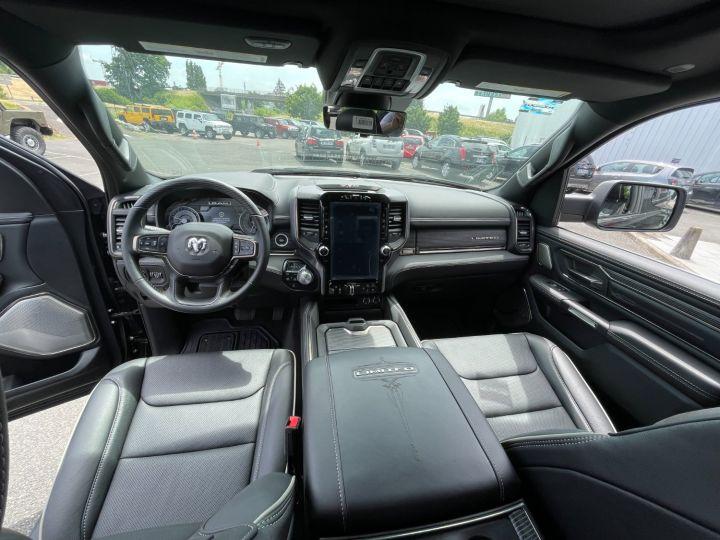 Dodge Ram 1500 Crew Cab Limited E-Torque V8 5.7L Noir - 10
