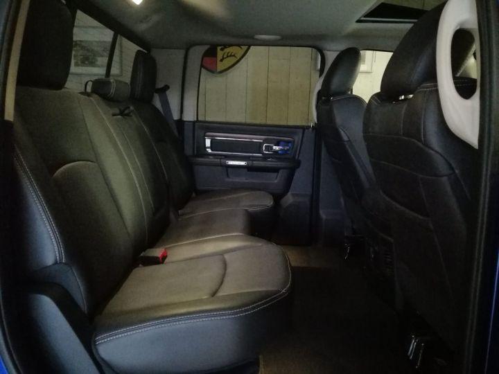 Dodge Ram 1500 CREW HEMI 395 CV LARAMIE  Bleu - 9