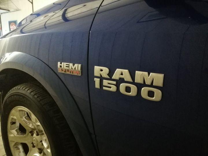 Dodge Ram 1500 CREW HEMI 395 CV LARAMIE  Bleu - 17