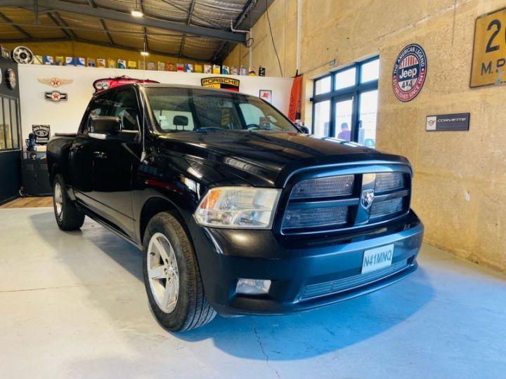 Dodge Ram 1500 V8 5,7 CREW CAB Noir - 1