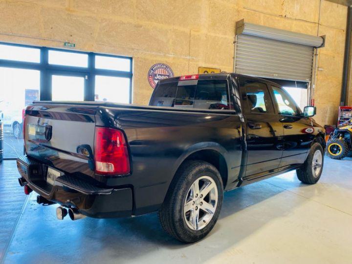 Dodge Ram 1500 V8 5,7 CREW CAB Noir - 6