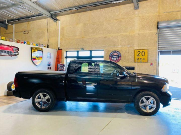 Dodge Ram 1500 V8 5,7 CREW CAB Noir - 7
