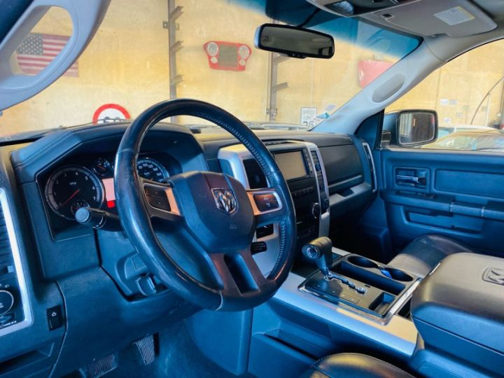 Dodge Ram 1500 V8 5,7 CREW CAB Noir - 9