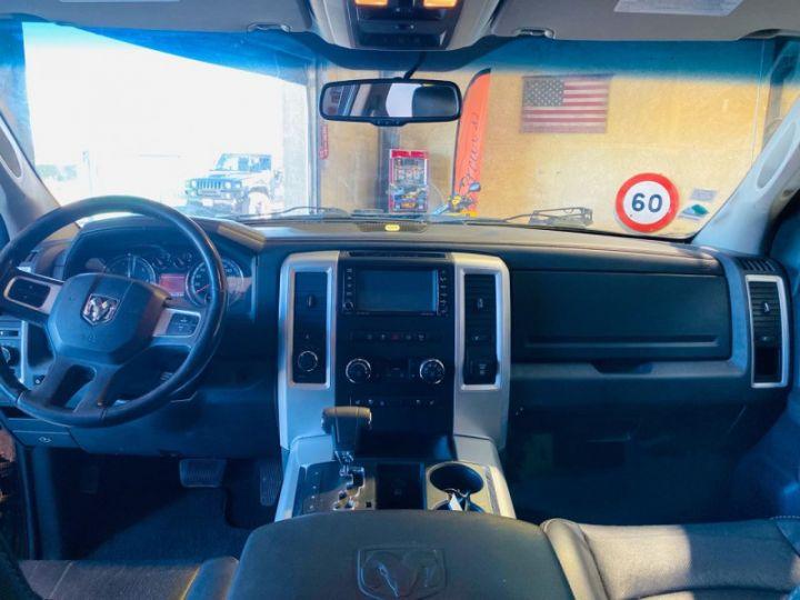 Dodge Ram 1500 V8 5,7 CREW CAB Noir - 10