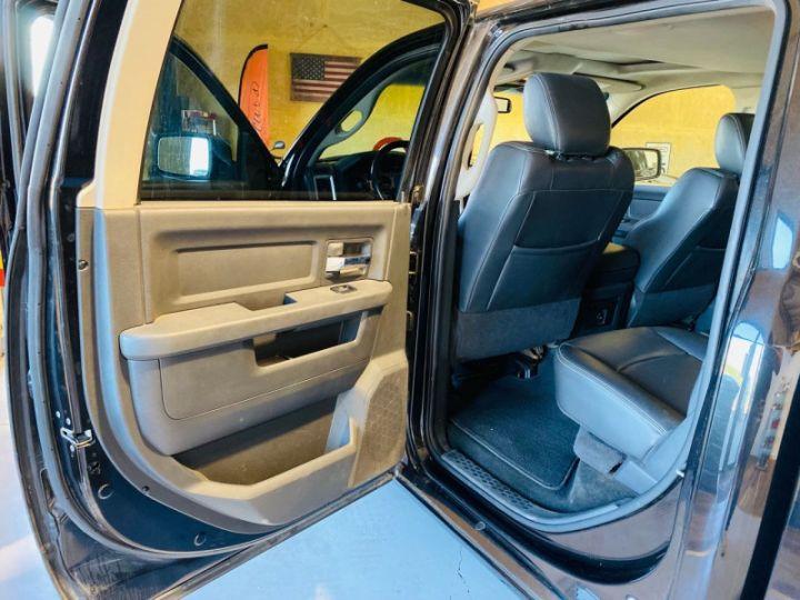 Dodge Ram 1500 V8 5,7 CREW CAB Noir - 11