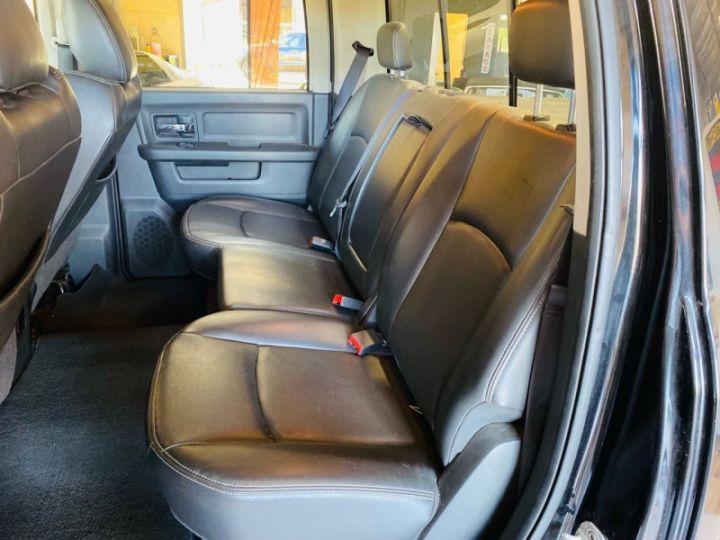 Dodge Ram 1500 V8 5,7 CREW CAB Noir - 12