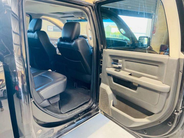 Dodge Ram 1500 V8 5,7 CREW CAB Noir - 13
