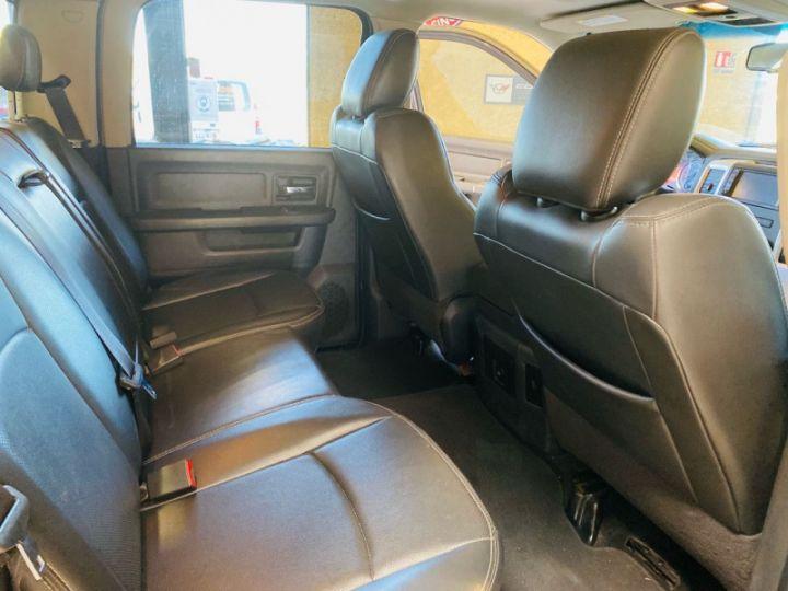 Dodge Ram 1500 V8 5,7 CREW CAB Noir - 14