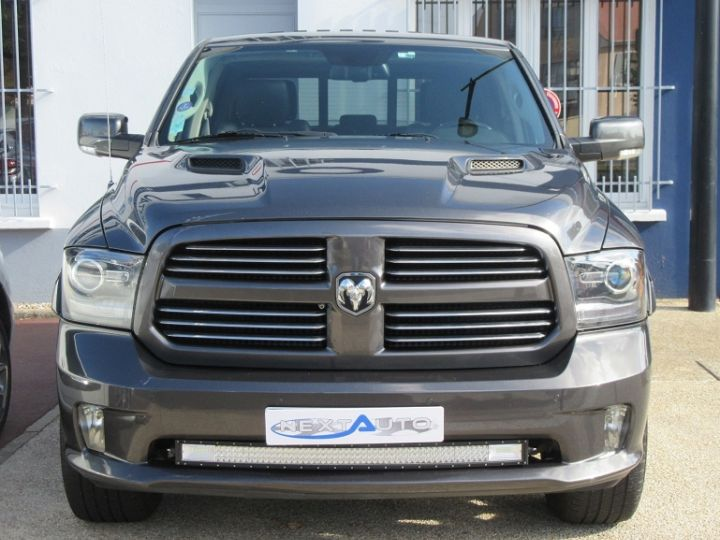 Dodge Ram 1500 V8 5.7L GRIS GRANIT Occasion - 6