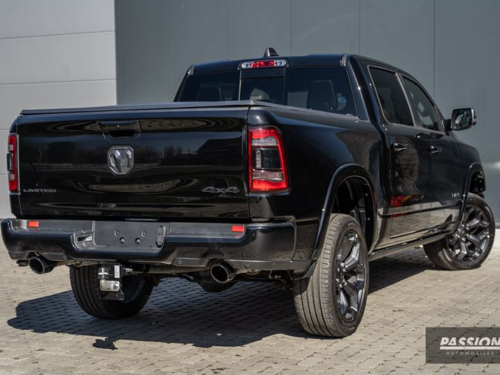 Dodge Ram 2021 Limited Black Edition Diamond Black Crystal Pearl - 5