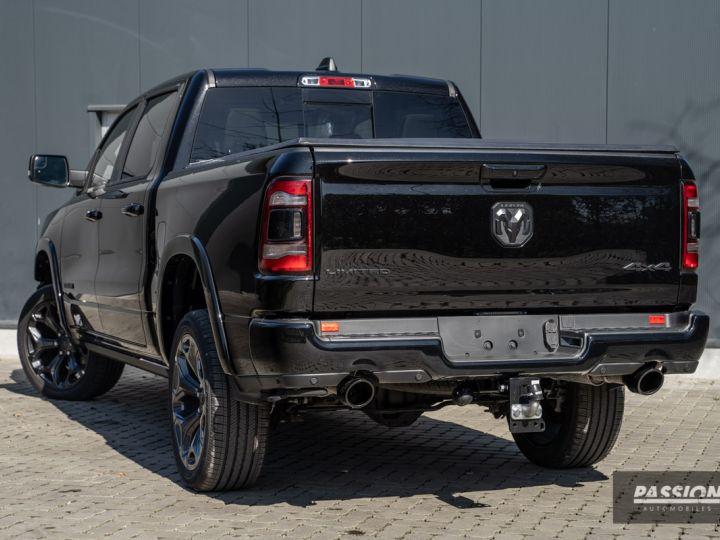 Dodge Ram 2021 Limited Black Edition Diamond Black Crystal Pearl - 7