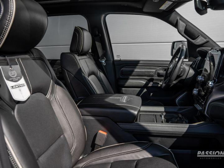 Dodge Ram 2021 Limited Black Edition Diamond Black Crystal Pearl - 8