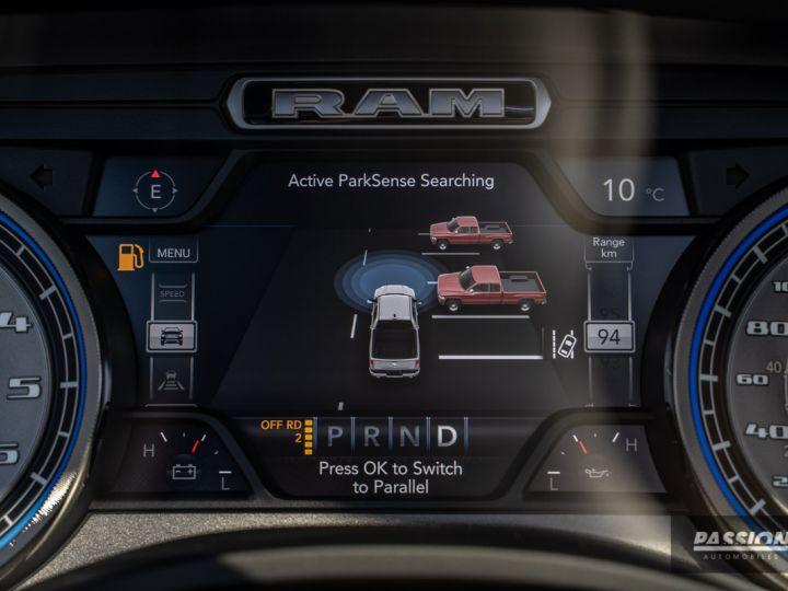 Dodge Ram 2021 Limited Black Edition Diamond Black Crystal Pearl - 18