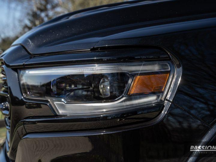 Dodge Ram 2021 Limited Black Edition Diamond Black Crystal Pearl - 35