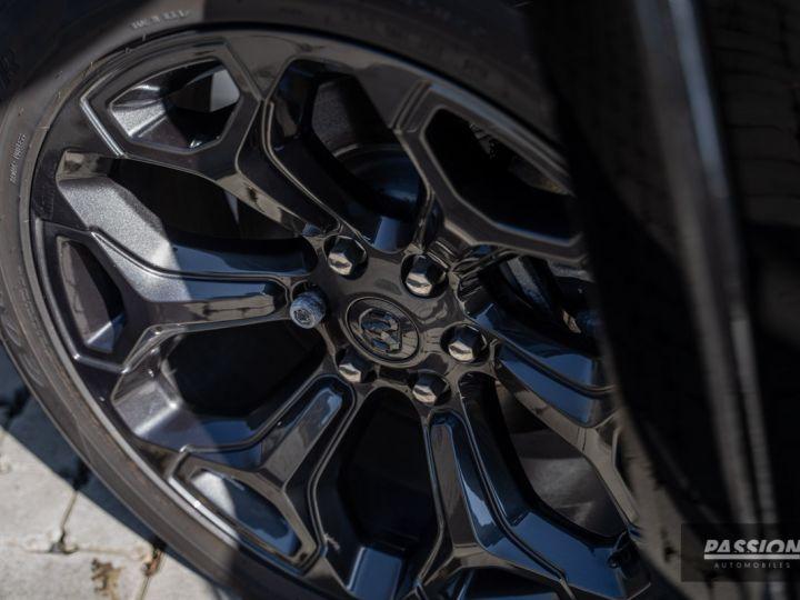 Dodge Ram 2021 Limited Black Edition Diamond Black Crystal Pearl - 38