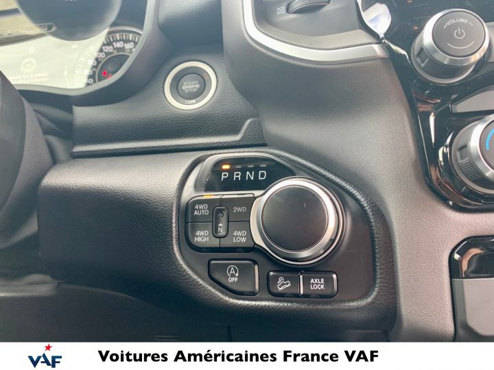 Dodge Ram 2021 Night Edition Hybride 48v Robuste PACK TOUT TERRAIN - PAS D'ÉCOTAXE/ PAS TVS/TVA RECUP EN STOCK Granit Crystal / Pack Night Edition Neuf - 6