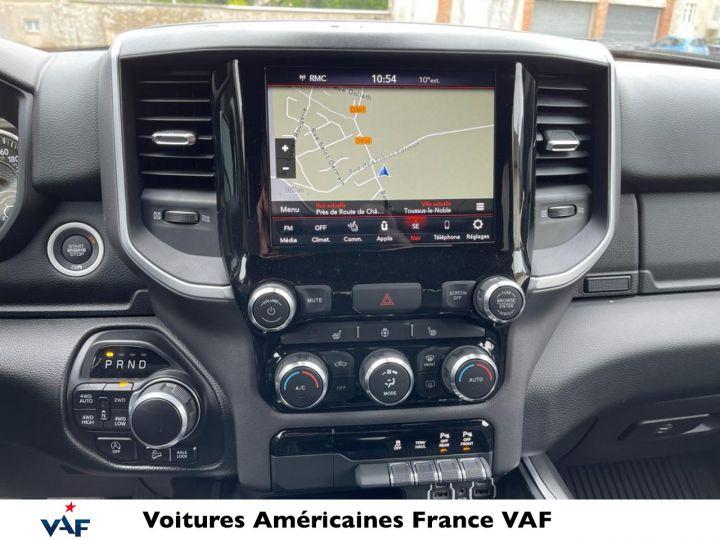 Dodge Ram 2021 Night Edition Hybride 48v Robuste PACK TOUT TERRAIN - PAS D'ÉCOTAXE/ PAS TVS/TVA RECUP EN STOCK Granit Crystal / Pack Night Edition Neuf - 8
