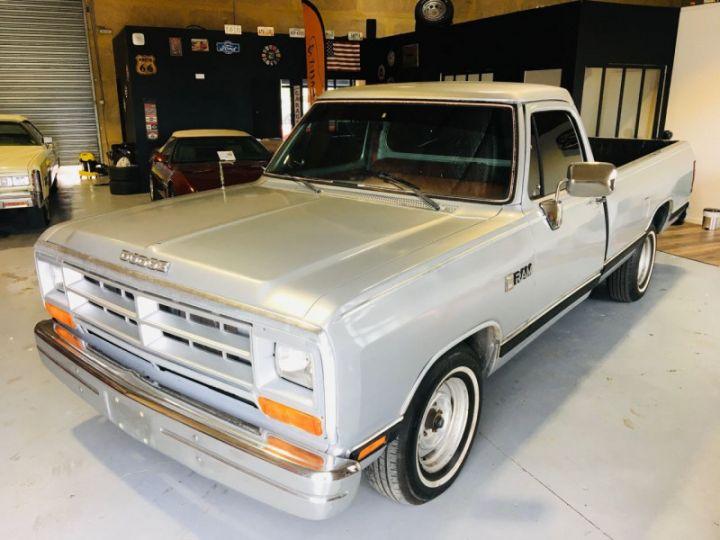 Dodge Ram 5.2 V8 PICK UP EN FRANCE Gris - 3
