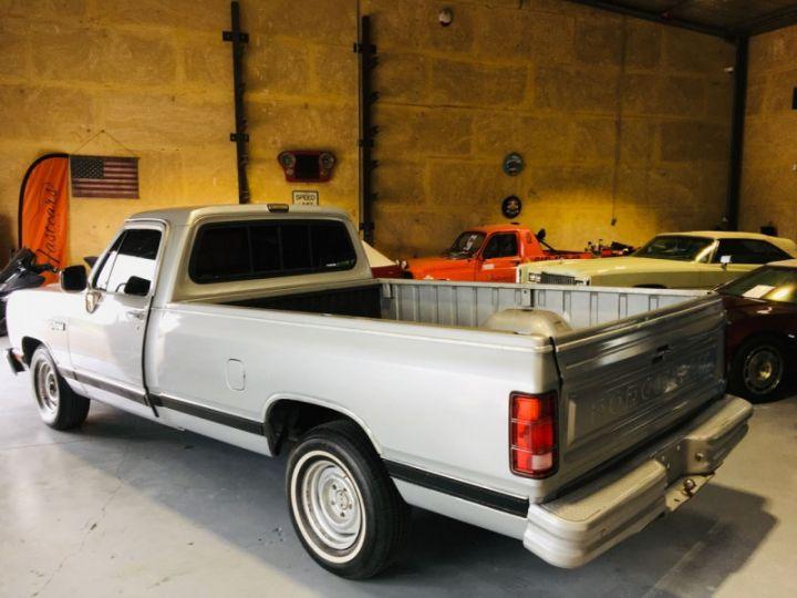 Dodge Ram 5.2 V8 PICK UP EN FRANCE Gris - 5