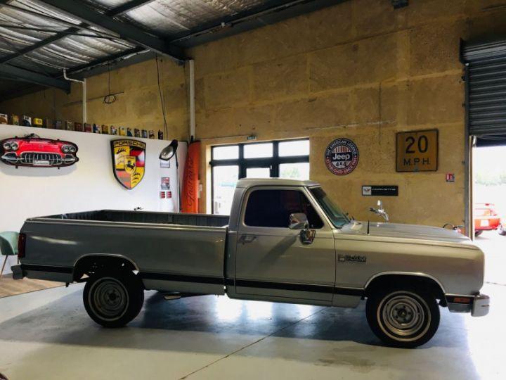 Dodge Ram 5.2 V8 PICK UP EN FRANCE Gris - 8