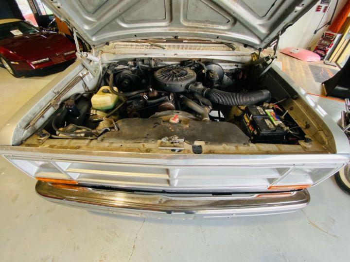 Dodge Ram 5.2 V8 PICK UP EN FRANCE Gris - 10