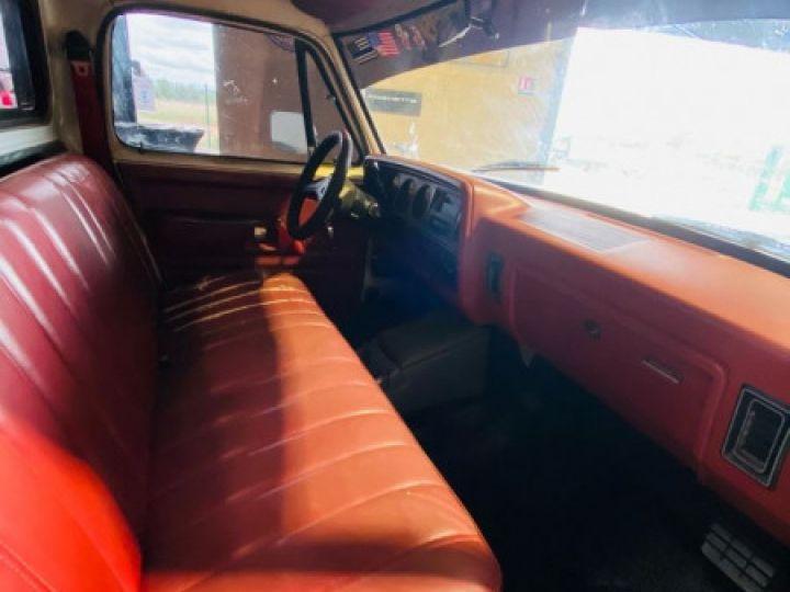 Dodge Ram 5.2 V8 PICK UP EN FRANCE Gris - 13